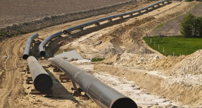 Pipeline Layout and As-built